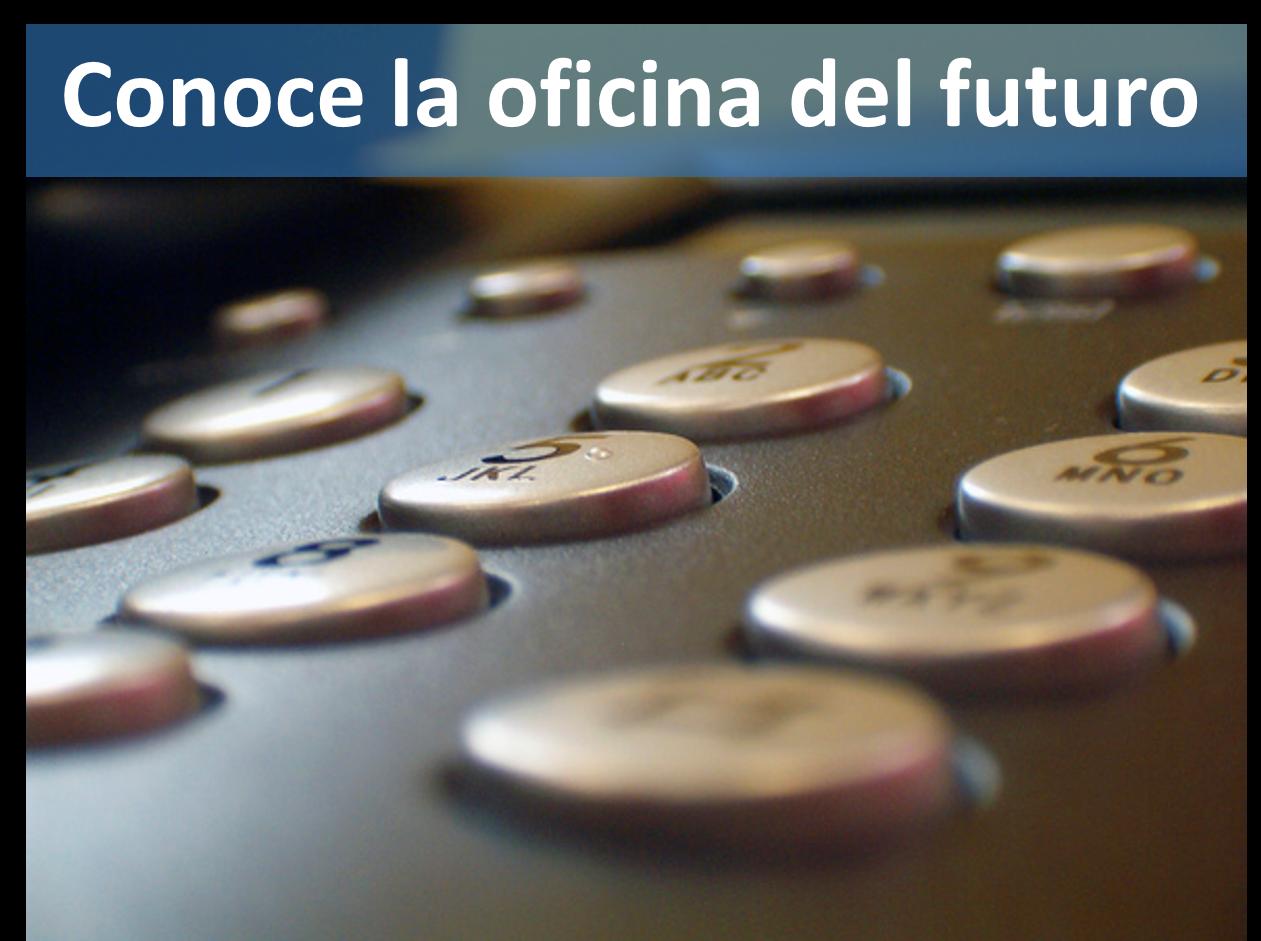 Telefon a voip en madrid conoce la oficina del futurovoz for Oficinas del inss en madrid capital
